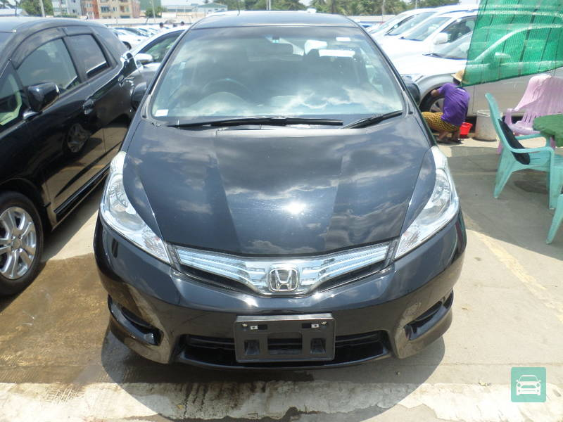 Honda Fit Shuttle 2011 465525 For Sale In Hlaing Carsdb