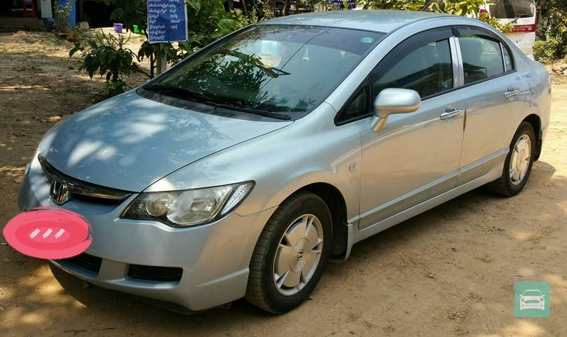 Honda Civic Hybrid 2007 (#465859) For Sale In Insein | CarsDB