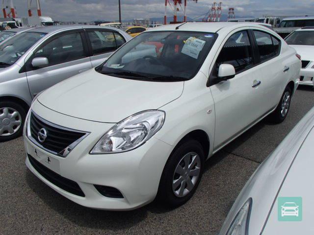 Nissan Tiida Latio 2012 390623 For Sale In Dagon Carsdb