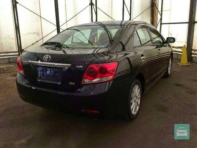 Toyota Allion 2011 (#390885) ကို Kamaryut ၿမိဳ့နယ္တြင္ေရာ... | CarsDB