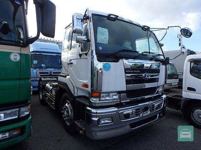 nissan diesel ud trucks tractor head 2002 391485 for carsdb. Black Bedroom Furniture Sets. Home Design Ideas