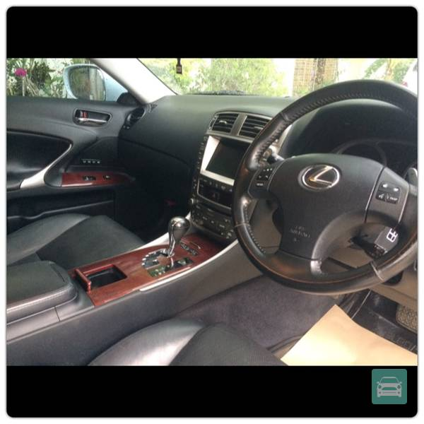 2006 Lexus Is 250 Awd For Sale: Lexus IS 250 2006 (#477678) For Sale In Botahtaung