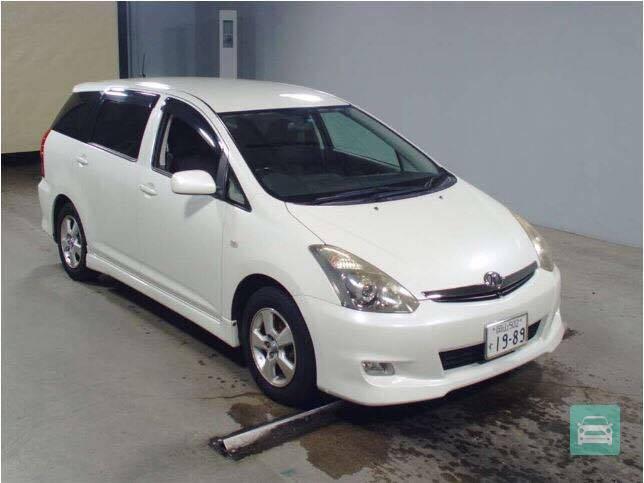 Toyota Wish 2006 483753 For Sale In Kyeemyindaing Carsdb