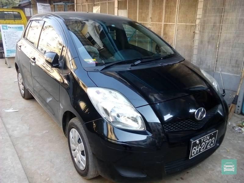Toyota Vitz 2009 (#392479) ကို Dagon Myothit(North) ၿမိဳ့... | CarsDB