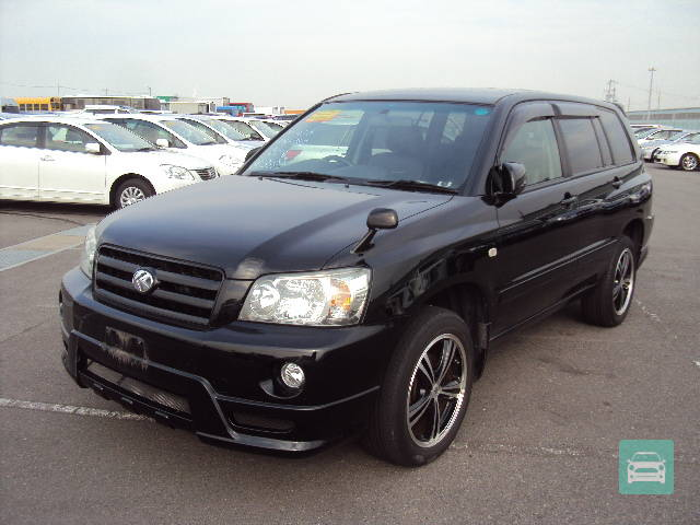 toyota kluger 2006 392511 for sale in dagon carsdb