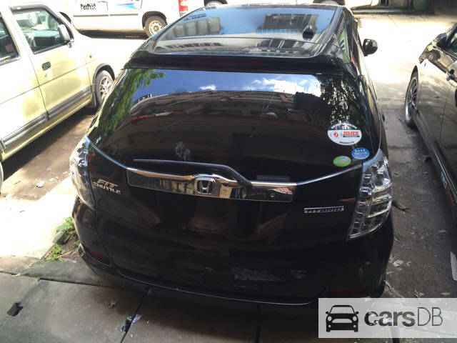 Honda Fit Shuttle 2011 495362 For Sale In Sanchaung Carsdb