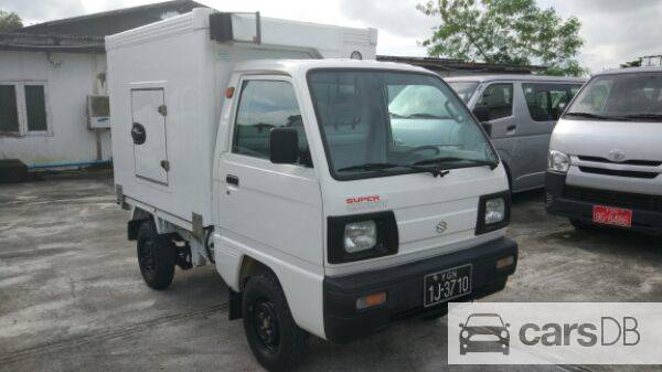 Suzuki Carry Truck 2015