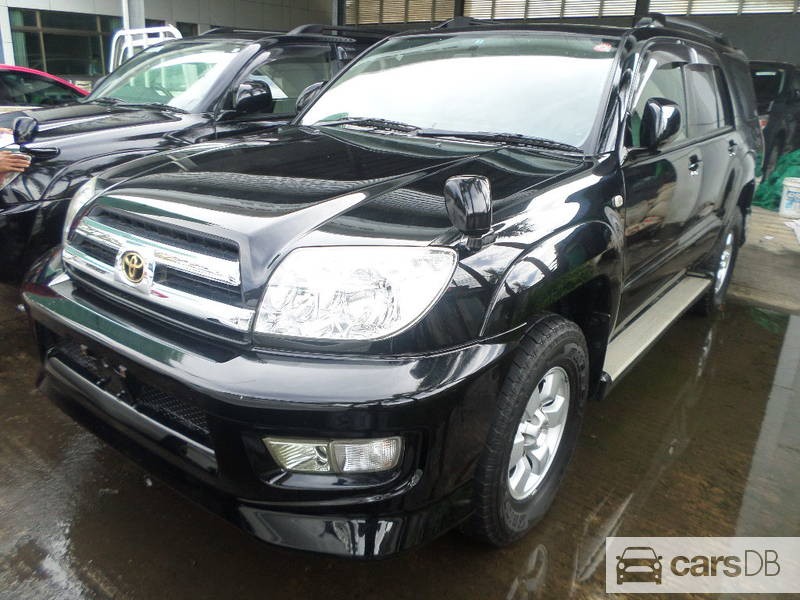 Toyota Hilux Surf 2003