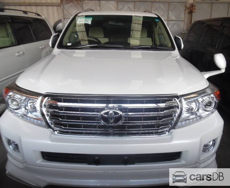 Toyota Land Cruiser 2007