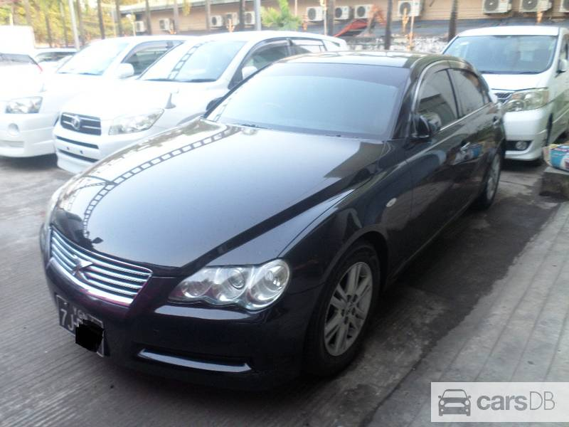 Toyota Mark X 2004