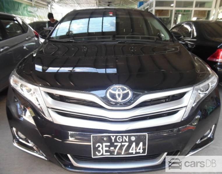 toyota venza 2013 514538 for sale in mahaaungmyay carsdb. Black Bedroom Furniture Sets. Home Design Ideas