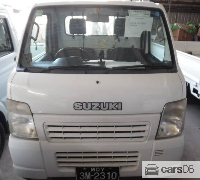 Suzuki Carry Truck 2008